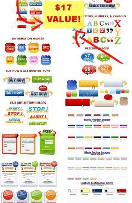 Product picture Mega Sales Graphics Pack with MRR