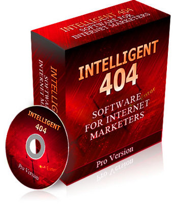 Product picture Intelligent 404 - Stop Losing Sales to 404 Error - MRR