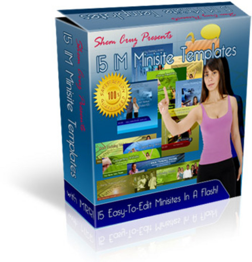 Product picture 15 Hot Internet Marketing ( IM )  Templates With MRR!